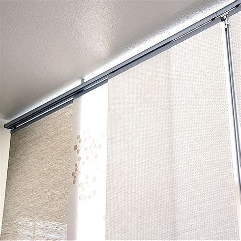 ikea panel curtain system ikea anno sanela beige panel curtain kvartal rail new