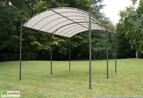 gartenpavillon 3 x 4 tonnelle fer forge 3x4 jardin