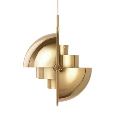 Multi Light Pendant Multi Lite Pendant Light Brass