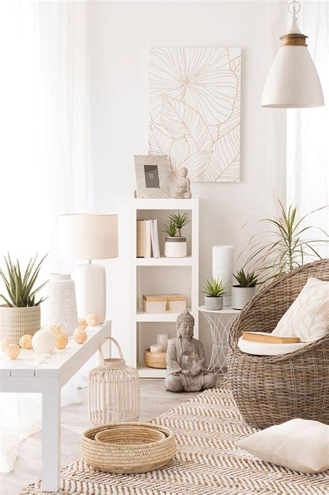 wohnzimmer jungle trend jungle spirit of zen maisons du monde