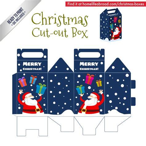 templates for christmas boxes free mega collection of 38 cut out christmas box templates