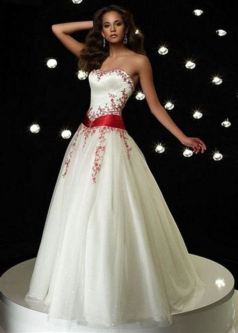 25  best ideas about Red wedding dresses on Pinterest