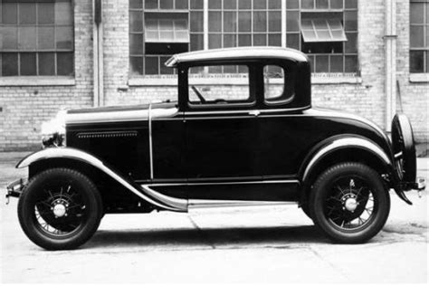 Greet Model D 211 H history the year in cars 1932 the h a m b