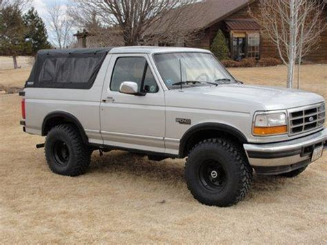ford bronco ford bronco 1980 1996