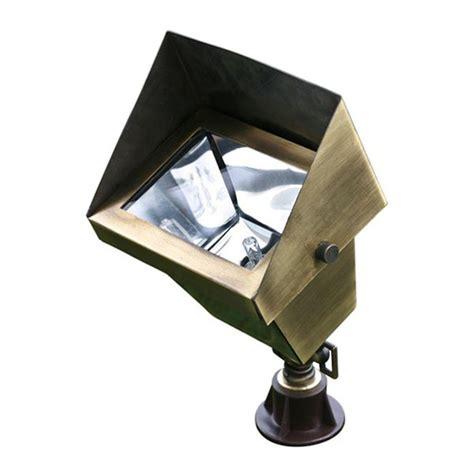 home depot outdoor flood lights filament design adrien 1 light antique brass outdoor flood