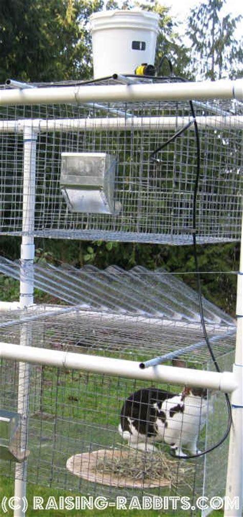 rabbit hutch plans pvc outdoor rabbit hutch set