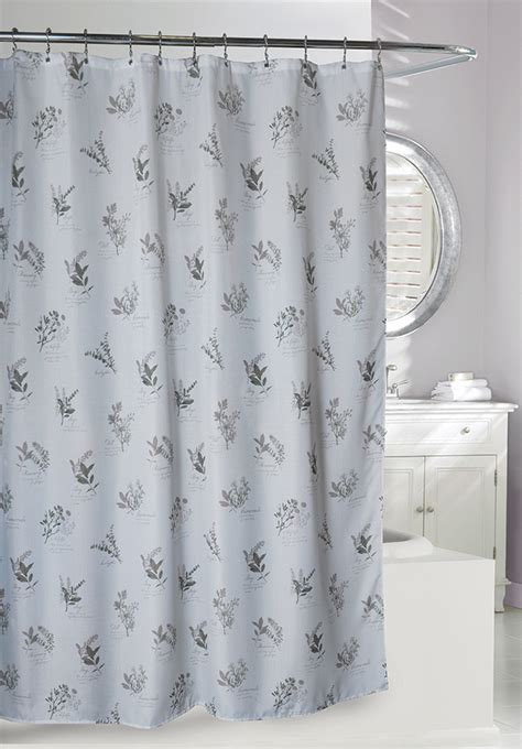 Fabric Shower Curtains With Valance Moda At Home Lifestyle Products For Your Home