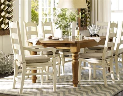 dining room pottery barn dining room