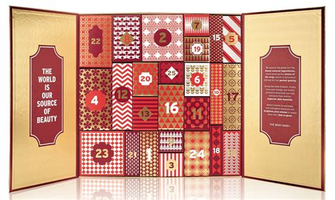 Calendario Avvento Shop Calendari Dell Avvento Natale 2016 Beautydea