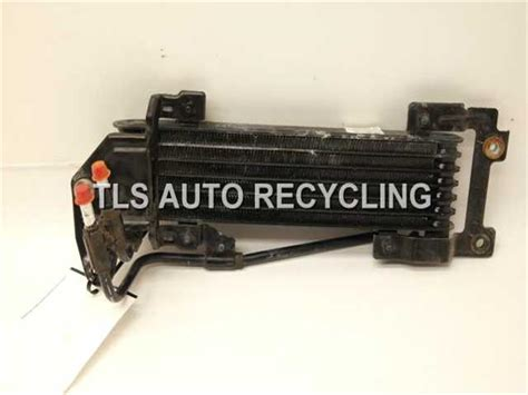 acura mdx transmission cooler 2012 acura mdx a t cooler 25510rye013 used a grade