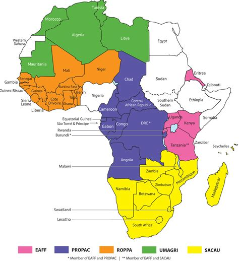 africa map q eastern and southern region pictures to pin on