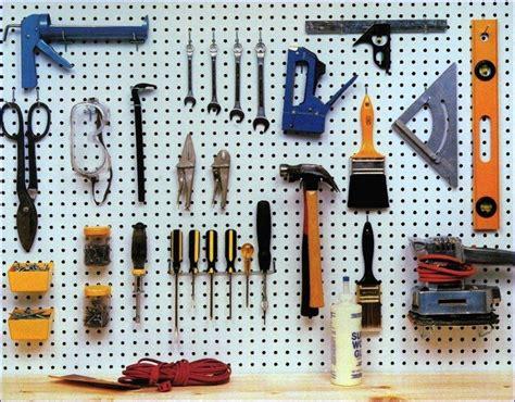 Steel Kitchen Backsplash perforated pegboard hook tools diy kit