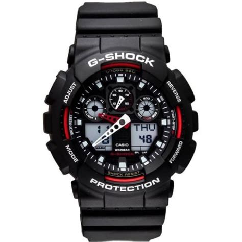 Casio Analog Ltp1351g 1 Casio G Shock Standard Analog Digital Ga 100 1a4