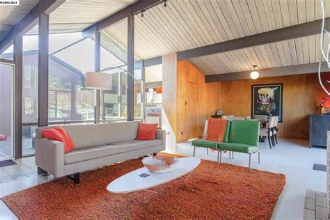 eichler style home on the market is this eichler rare and swanky enough to