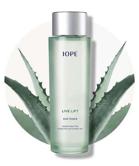 iope live lift softener 150ml 라이브 리프트 소프너 iope