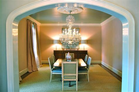 dining room arch katherine connell interior design pink dining room arch walls and wordless wednesday dining room