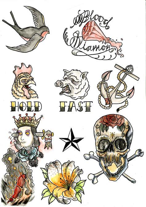 tattoo flash reddit tattoo flash design 4 by haaki on deviantart