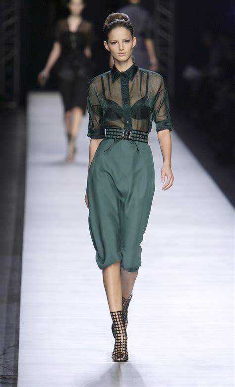 Catwalk Wardrobe by Yves Laurent Summer 2009 2017 2018