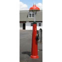 Vintage Gas Station Island Lights Miscellaneous Island Lights Reproduction Island
