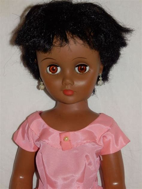 black doll 1960 black doll collecting 14r and other 1950s 1960s high heel
