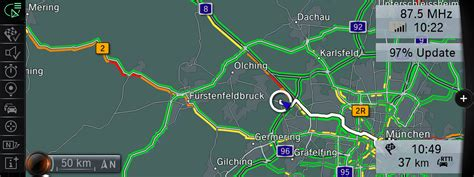 bmw map update introducing bmw s the air navigation map updates at