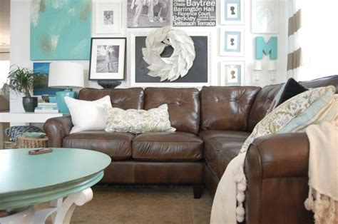 How To Decorate A Sofa by The Beast Decorating With A Sectional Sofa 5
