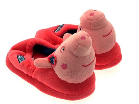 peppa pig slipper boots peppa pig novelty 3d slippers fleece character