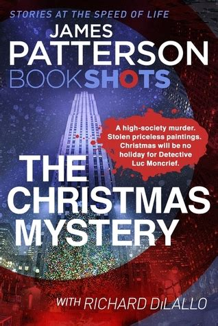 christmas mystery detective luc moncrief   james
