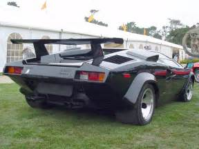 Lamborghini Countach 5000s Lamborghini Countach