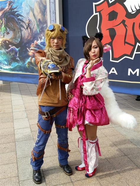 League of Legends World Championship Cosplay Gallery