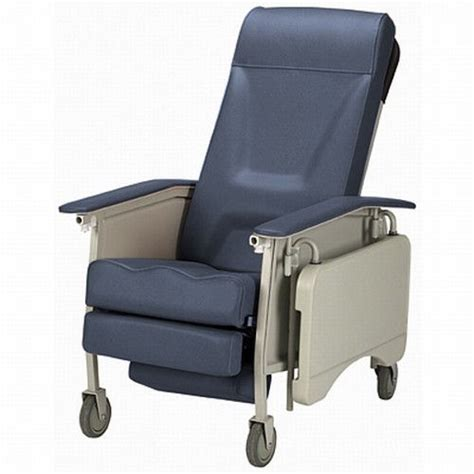 Geri Chair Recliner by Invacare Deluxe 3 Three Position Geri Chair
