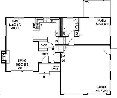 tri level floor plans tri level home designs home and landscaping design