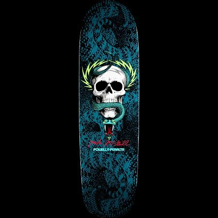 Sticker Powell Peralta Mike Mc Gill powell peralta mike mcgill snake skin deck funshape 8 97
