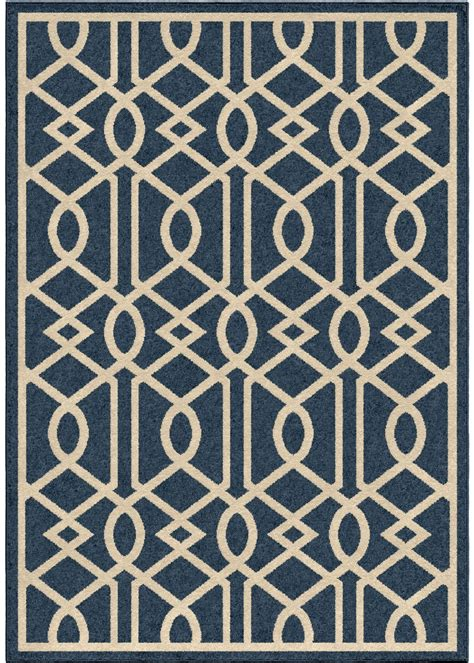 blue trellis rug orian rugs indoor outdoor trellis barcelona blue area large rug 1842 8x11 orian rugs