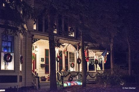 cranbury christmas lights cranbury nj 2014 photos