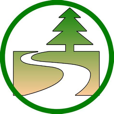 trail clipart trail clip at clker vector clip