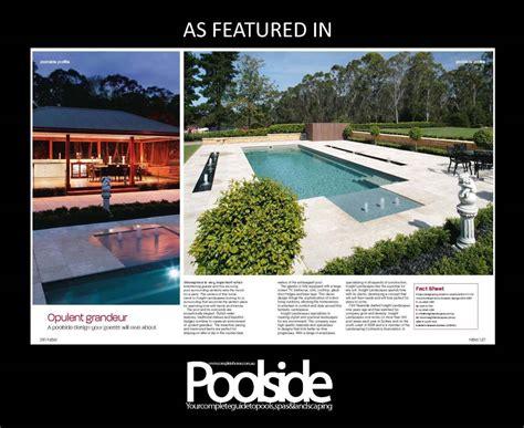Opulent Grandeur Opulent Grandeur Poolside Magazine Insight Landscapes