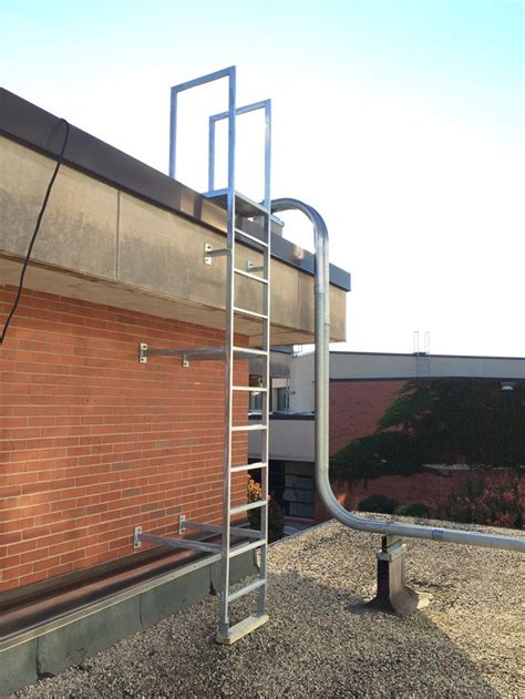 How Do Retractable Awnings Work Custom Commercial Roof Access Ladder Smw