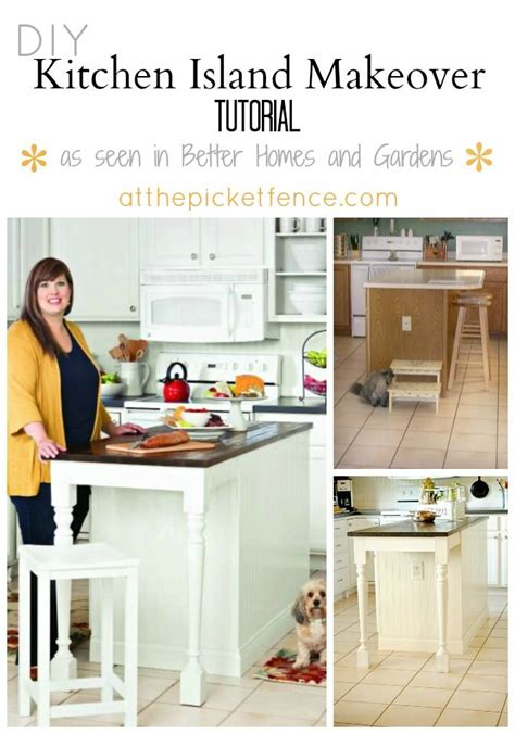 kitchen island makeover kitchen island makeover tutorial