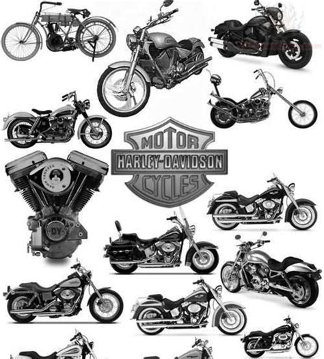 small harley davidson tattoos 17 harley designs