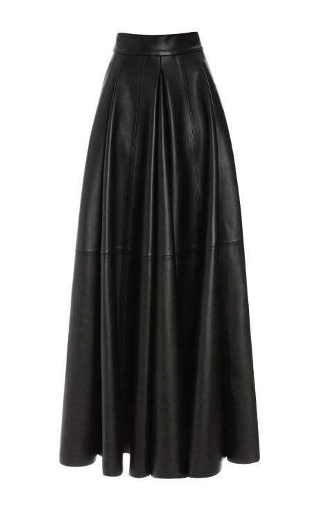maxi leather skirt currentlyobsessed just a glimpse of