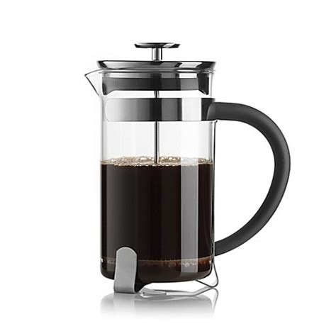 french press bed bath and beyond bialetti 174 simplicity 11 83 oz french press bed bath