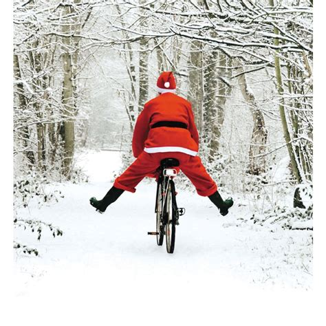 christmas cyclechic