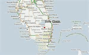 map of glade florida glade location guide