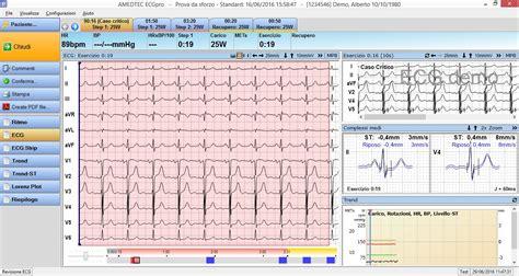 test cardiovascolare da sforzo sistema per prove da sforzo pc stress veris