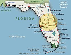 map of west central florida central florida
