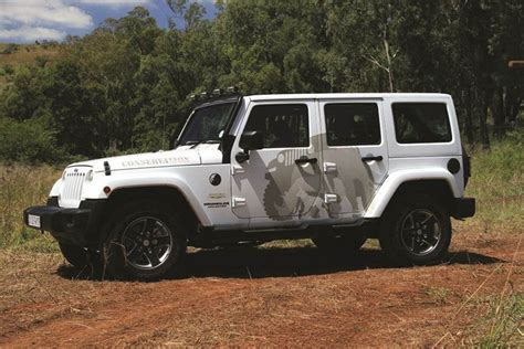 Jeep Wrangler Demographics Jeep Wrangler Conservation Edition