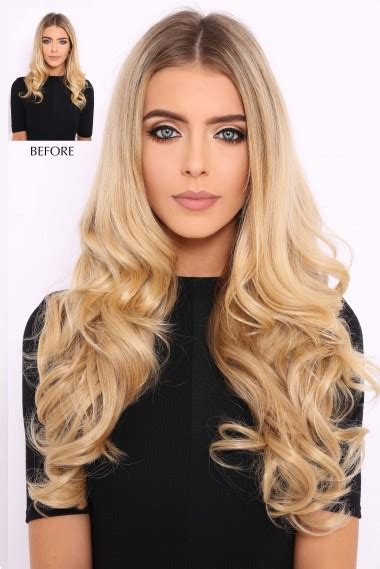 hairstyles with one piece extensions clip in hair extensions at great prices lullabellz