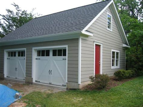 build 2 car garage detached garage home garage pinterest