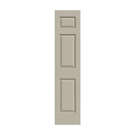 hollow interior doors home depot masonite 18 in x 80 in textured 3 panel hollow